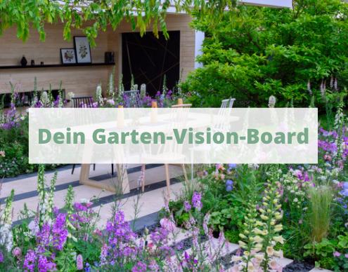 Dein Garten-Vision-Board